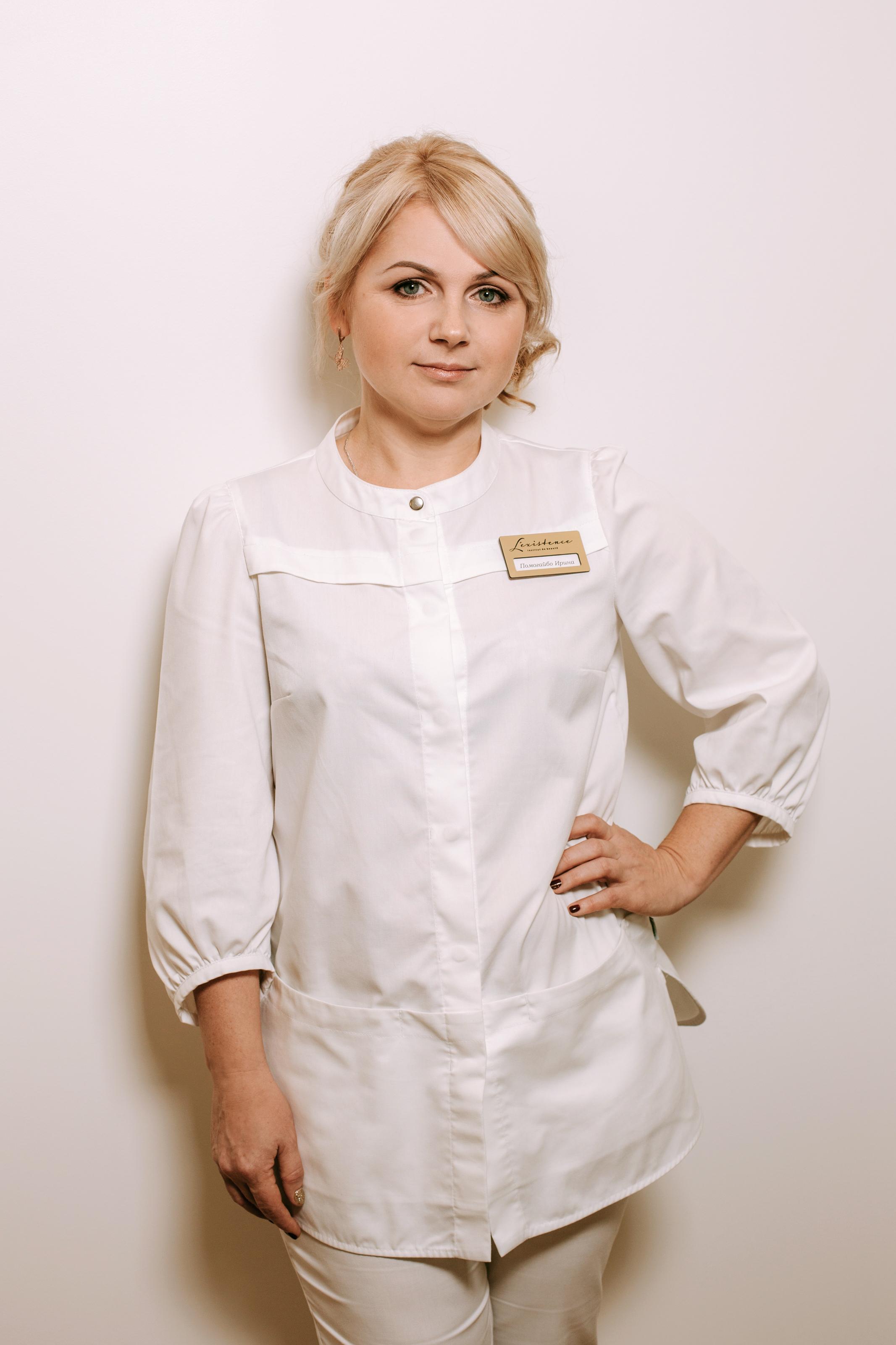Ирина Помогайбо , мастер маникюра и педикюра