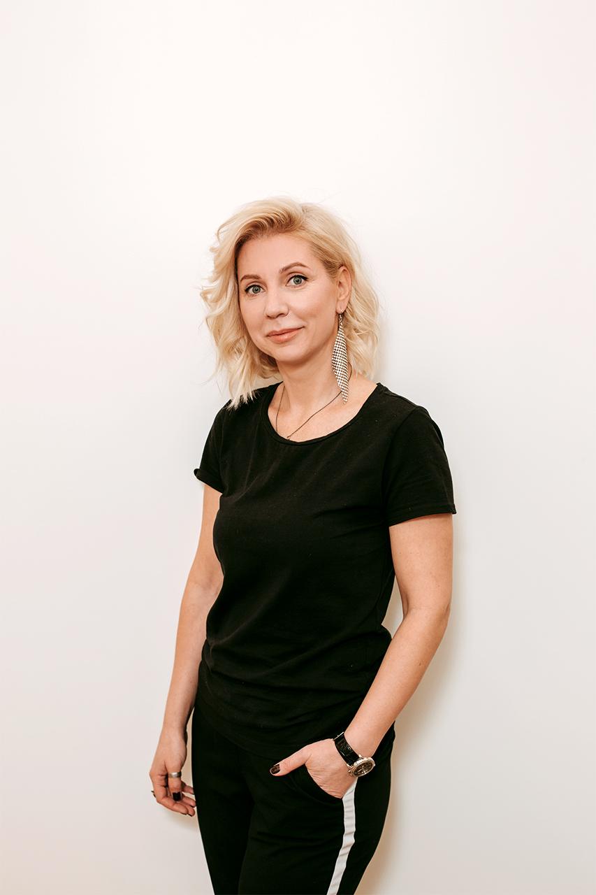 Татьяна Павенская, топ-стилист